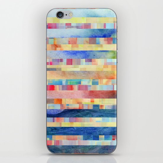 Amalgamate (sp) iPhone & iPod Skin
