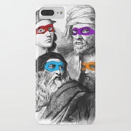 Ninja Masters iPhone Case