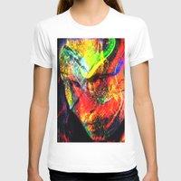 graffiti T-shirts featuring Graffiti !! by shiva camille