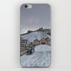 Saltburn by the Sea iPhone & iPod Skin