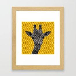 G Spot Framed Art Print