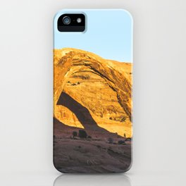 Corona Arch iPhone Case