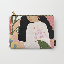 I am Made of Stars Carry-All Pouch