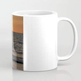 SUMMER SUNSET feeling - Baltic Sea Coffee Mug