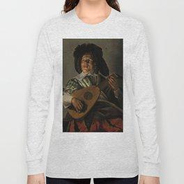 "Judith Leyster ""The Serenade"" Long Sleeve T-shirt"