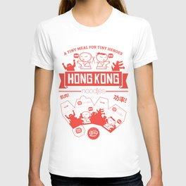 Hong Kong noodles T-shirt