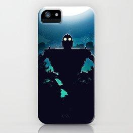 Iron Giant iPhone Case