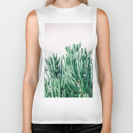 A Gathering of Cacti Biker Tank