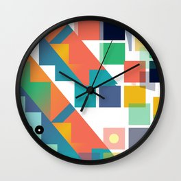 Gumby Does LSD Wall Clock