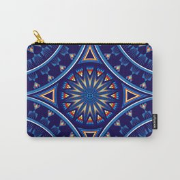 Blue Fire Keepers Carry-All Pouch
