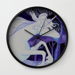 She is the Last Wall Clock