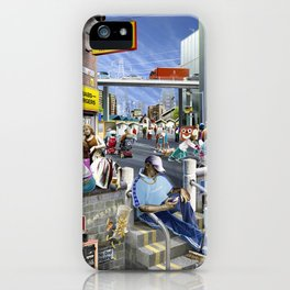 """Ing-ger-lund"" iPhone Case"