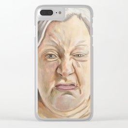 Sneer Clear iPhone Case