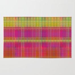 Popsicle Stripes Rug