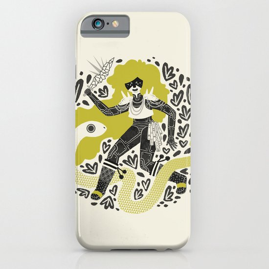 The Serpent Knight iPhone & iPod Case