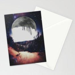 Night Hike Stationery Cards