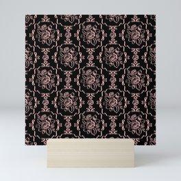 Victorian Romance - Pink Mini Art Print