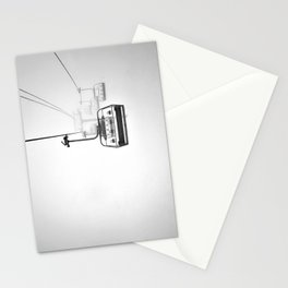 Lift to heaven Stationery Cards