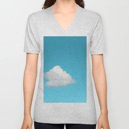 Happy Cloud Unisex V-Neck