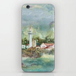 Whitefish Point iPhone Skin