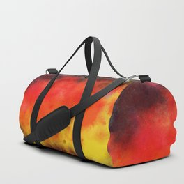 Sweet Galaxy of Color Duffle Bag