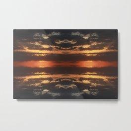 Big Skies, Open Wide Metal Print