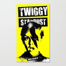 TWIGGY STD Canvas Print