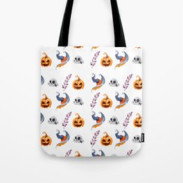 Halloween Witchy Pattern 2 Tote Bag