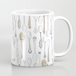 Spoons Coffee Mug