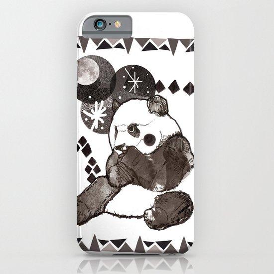 European Panda iPhone & iPod Case