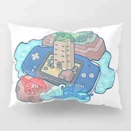 Pocket Monster V3 - Legendary Clash Pillow Sham