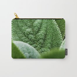 Lambs Ear Carry-All Pouch