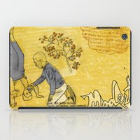 hiccup iPad Cases featuring Modesto! Hiccup by MODESTo! Prints