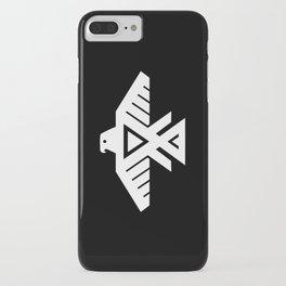 Thunderbird flag iPhone Case