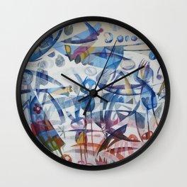 I giocolieri Wall Clock
