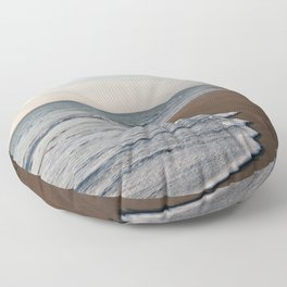 All About That Beach Life Floor Pillow