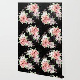 Poinsettia Wallpaper