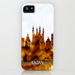 Kazan Russia Skyline iPhone Case