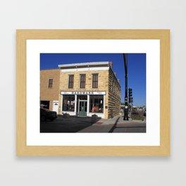 Hays, Kansas - Hardware Store 2009 Framed Art Print