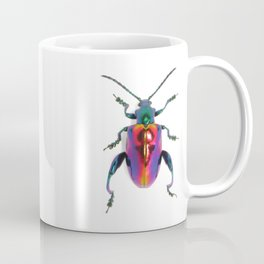 Lovely Lady Frog-legs Coffee Mug