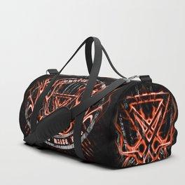 Luciferi sigil V2 Duffle Bag