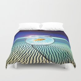 The Tourist Duvet Cover