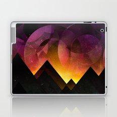 Whimsical mountain nights Laptop & iPad Skin