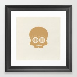 This is the droid you're looking for. Framed Art Print
