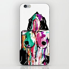 Fulfillment Painting iPhone Skin