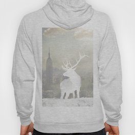 NYC stag Hoody