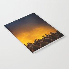 Penguin Festival Notebook