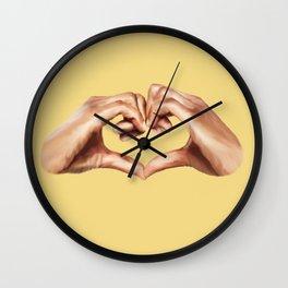 Mellow Love Wall Clock