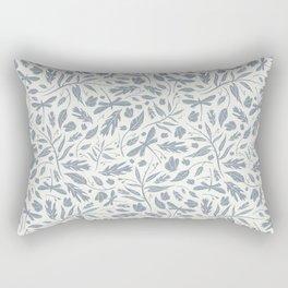 Winter Abstracts 3 Rectangular Pillow
