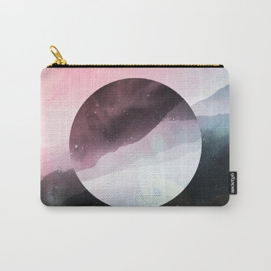 Serenity in Rose Carry-All Pouch